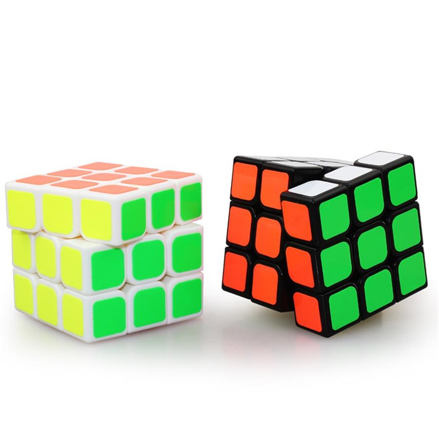 3 3 3 Magic Cube Hand Professional Educativo Cubo Magico Puzzle Fidzhet Speed Classic Toys Learning Education Toy DD60MF(China)