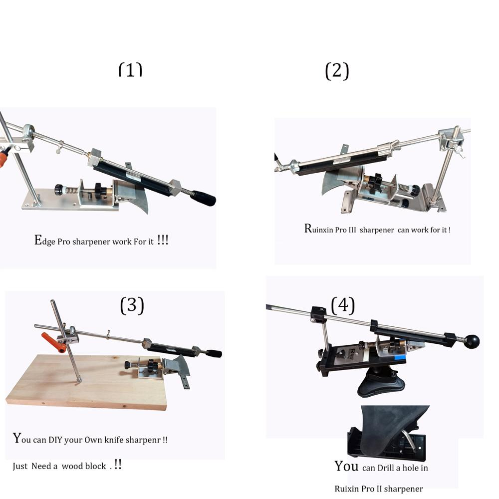 New Cross Positioning Parts For Ruixin Pro Sharpener 8mm Diameter Reverse Knife Clip