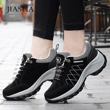 Women sneaker shock-absorbing sport shoes