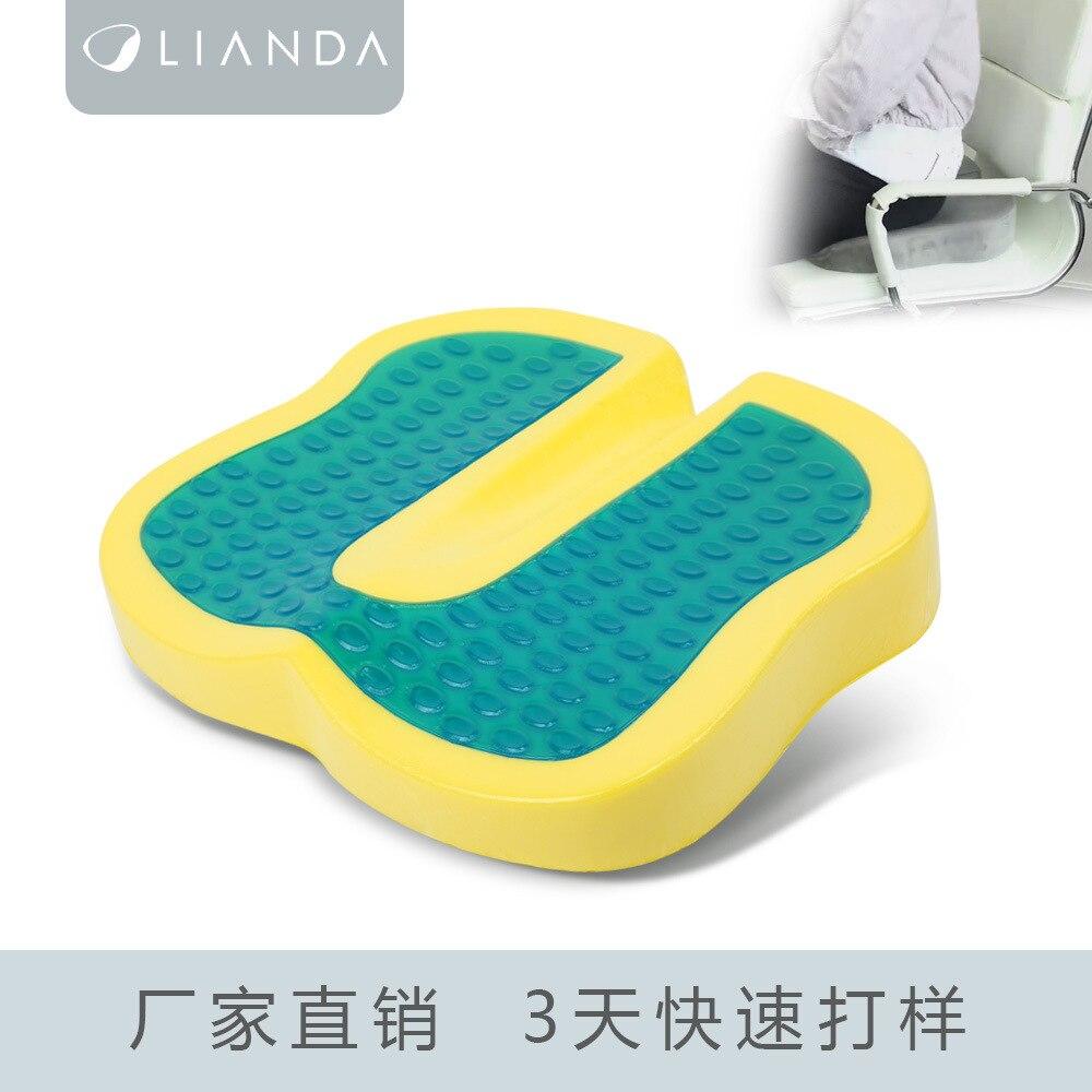 OEM настраиваемая Гелевая подушка подушечка с эффектом памяти хорошая холодная подушечка с эффектом памяти подушка для офисного стула