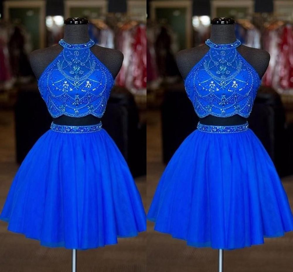 African Red Royal Blue  Knee Length A Line GraduationDresses Bow Off Shoulder Plus Size  Satin Cocktail Party Gowns vestidos