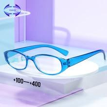 VCKA-gafas de lectura a la moda para hombre y mujer, anteojos de Grau Multicolor, 2020 + 1,00 + 1,50 + 2,00 + 2,50 + 3,00 + 3,50 + 4,00