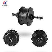 Мотор ступица для электрического велосипеда fatbike заднее колесо