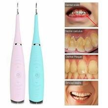 Электрическая звуковая зубная щетка зубной скалер инструмент
