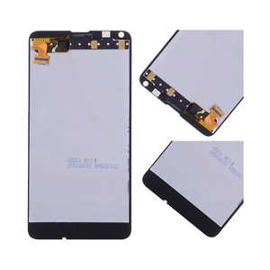 Image 3 - ORIGINAL For NOKIA Microsoft Lumia 640 LCD Touch Screen Digitizer Assembly For Nokia Lumia 640 Display withFrame RM 1075 RM 1077