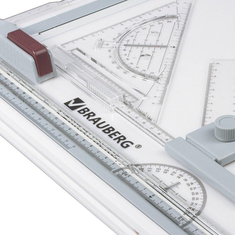 Dibujo de tablero BRAUBERG, A3, 50,5*37 cm