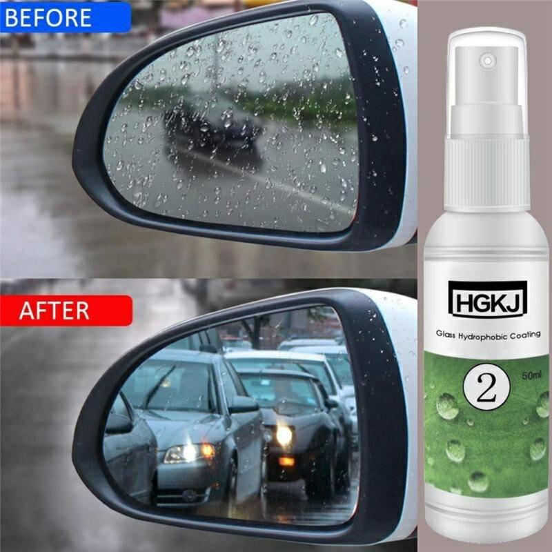 Аксессуары для автомобиля, интерьер, многофункциональное автомобильное стекло на лобовое стекло, нано гидрофобное покрытие, водонепроница...