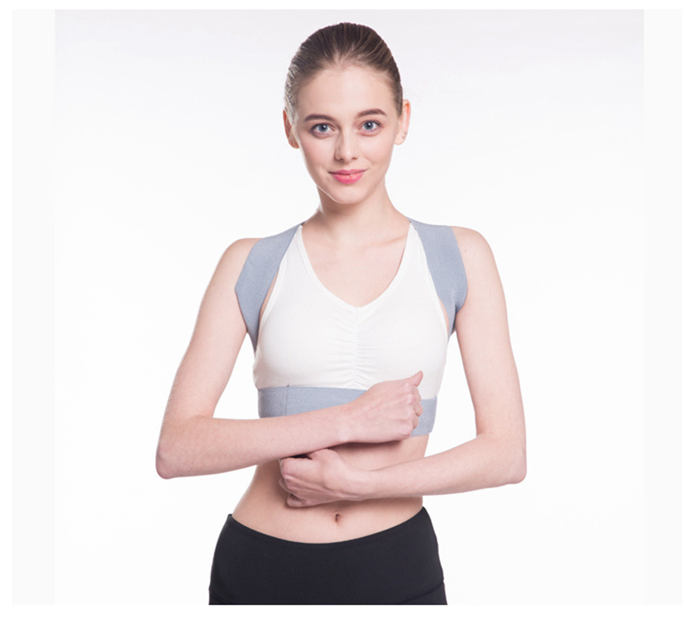 Adjustable Posture Corrector Belt for Clavicle and Spine Support Helps to Relief Back Pain Suitable for Unisex 18