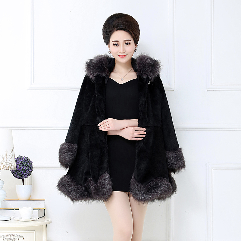 Faux Fur Coat Female 2019 Autumn&Winter Coat Women Plus Size Long Jacket Woman Outerwear Coats Jaqueta Feminina KJ294