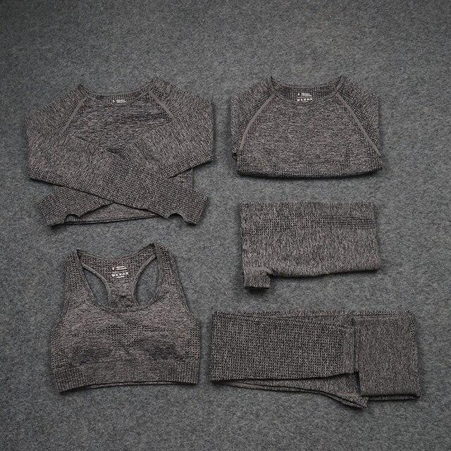 Dark Grey 5 pcs