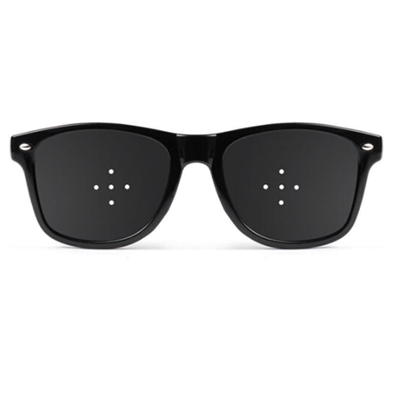 New General Purpose Vision Care Corrective Improve Pinhole Small Anti-fatigue Eye Protection Glasses