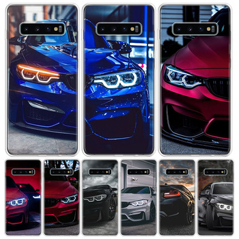 Hot Blue Red for Bmw Phone Case For Samsung Galaxy S10 S20 Ultra Note 10 9 8 S9 S8 Plus Pro Lite S7 S6 J4 J6 + Special Cover image