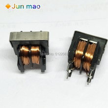 2PCS UU16 10mH 0.5 Wire Diameter 3A UF16 Filter Inductor Power Supply Common Mode inductor Choke Coil 10*13