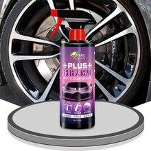Oto bakım sprey temizleme cam kaplama 500ml temizleyici sıvı araba jant temizleme maddesi araba yıkama jant bakımı