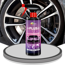 Spray nettoyant liquide pour roues de voiture, revêtement de verre, 500ml, soins pour jantes