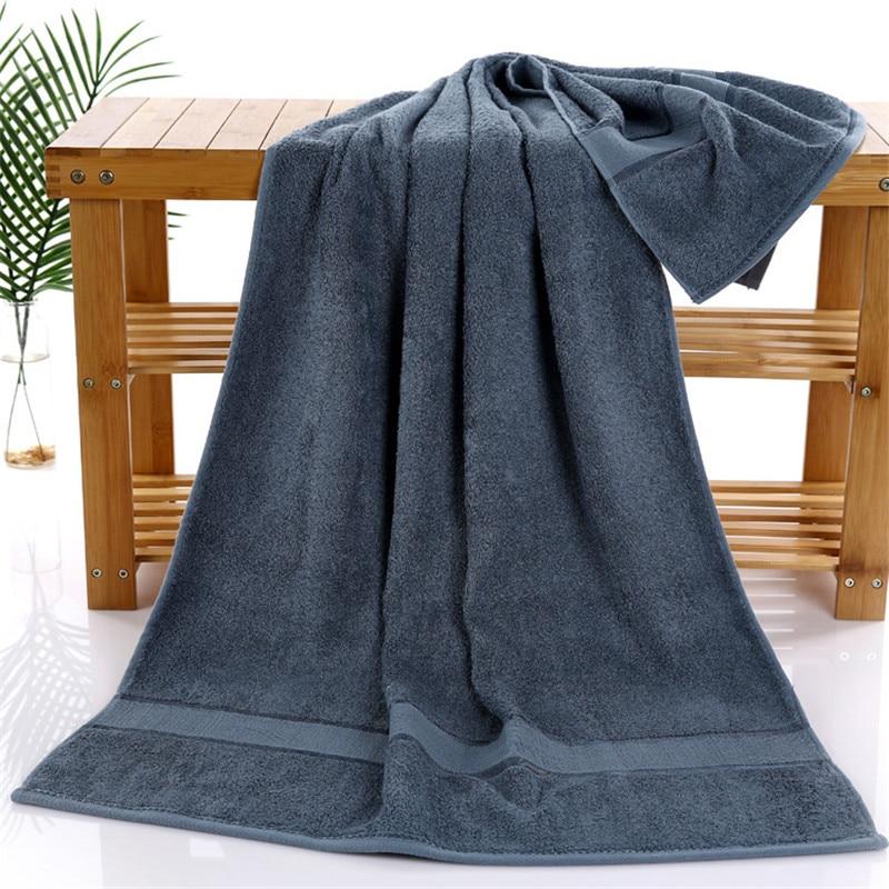 Atacado de Alta qualidade de fibra de bambu toalha de banho toalha de banho Anti-bacteriano 70*140 centímetros Casa Banheiro Do Hotel toalhas toalha de presente