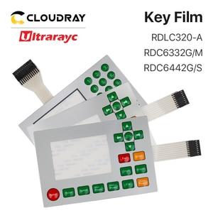 Image 1 - Ruida Membraan Schakelaar voor RDLC320 A RDC6332G RDC6332M RDC6442S RDC6442G Sleutel Film