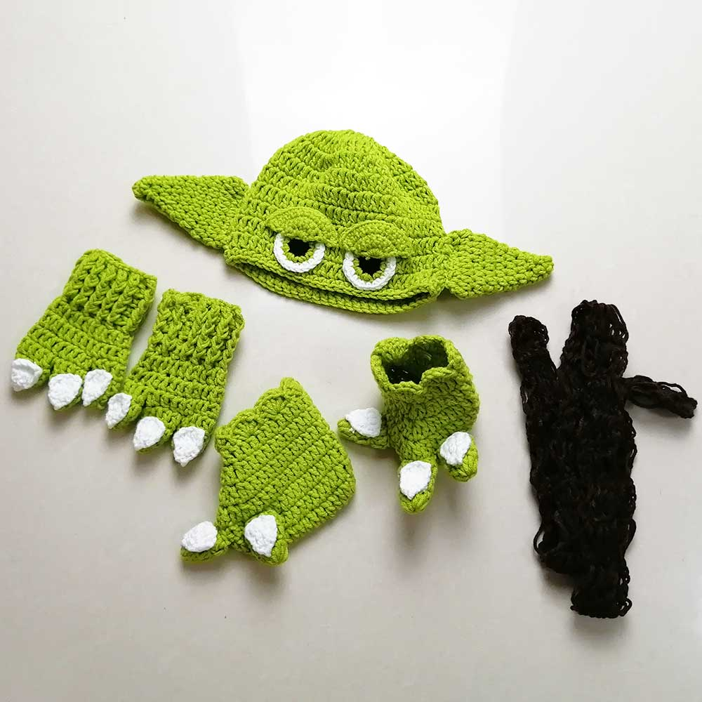 sumicorp.com Spielzeug Verkleiden & Kostme XSJK Baby Yoda Outfit ...