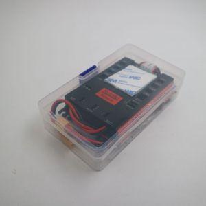 Image 5 - صندوق الطاقة لوحة قسم سيرفو صغير لطائرة الغاز مع مفتاح القتل
