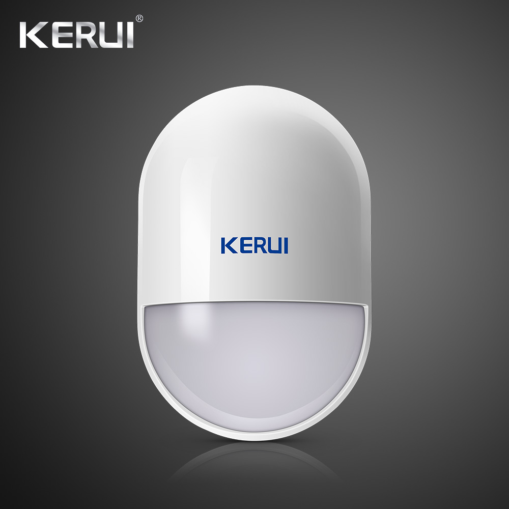 KERUI P829 Wireless Motion PIR Detector Movement Sensor For Wifi GSM PSTN Home Security Voice Alarm System