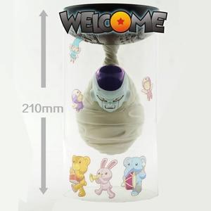 Tronzo Daruma Design Dragon Ball Super Freeza In Hell PVC Action Figure Funny Decoration Freeza Lamp Light Model Toys Gifts(China)