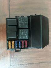 6 + 5 caixas de relé automotivas do suporte 5 do fusível automotivo do multi canal da caixa elétrica central multi canal