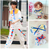 Doll Clothes Suit Puppet Cai Xukun Same Clown Clothes Pants Suit 20cm Baby Doll Dress Up Clothing