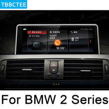 For BMW 2 Series Cabrio 2013-2016 NTB Android Car DVD Navi Player Audio Stereo HD Touch Screen All in one Map wifi bluetooth