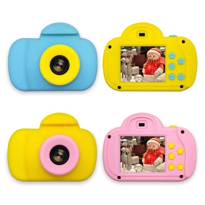 Digital Photocameras New Cloud HD Child Digital Camera Child Baby Gift Gift Children Camera Toys For Kids Hobby Toys