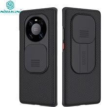 מקרה עבור Huawei Mate 40 פרו NILLKIN שקופיות כיסוי מצלמה הגנה עבור Huawei Mate 40 פרו להגן על כיסוי עדשת הגנה פרטיות