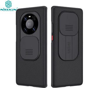 Image 1 - מקרה עבור Huawei Mate 40 פרו NILLKIN שקופיות כיסוי מצלמה הגנה עבור Huawei Mate 40 פרו להגן על כיסוי עדשת הגנה פרטיות