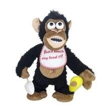 Plush-Toys Stuffed-Animals Electronic Doll Orangutan Birthday-Gifts Christmas Sleeping-Accompany