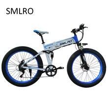 2021 Новый Электрический горный велосипед 1000w 7 скоростей