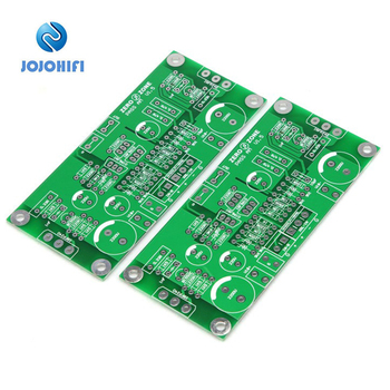 DIY PCB Board for PASS AM 10W V15 Version Single-ended Class A with Balanced Input Amplifiers AMP Amplifier Board 2017 new music hall 300b vacuum tube amplifier class a single ended stereo integrated amp handcraft