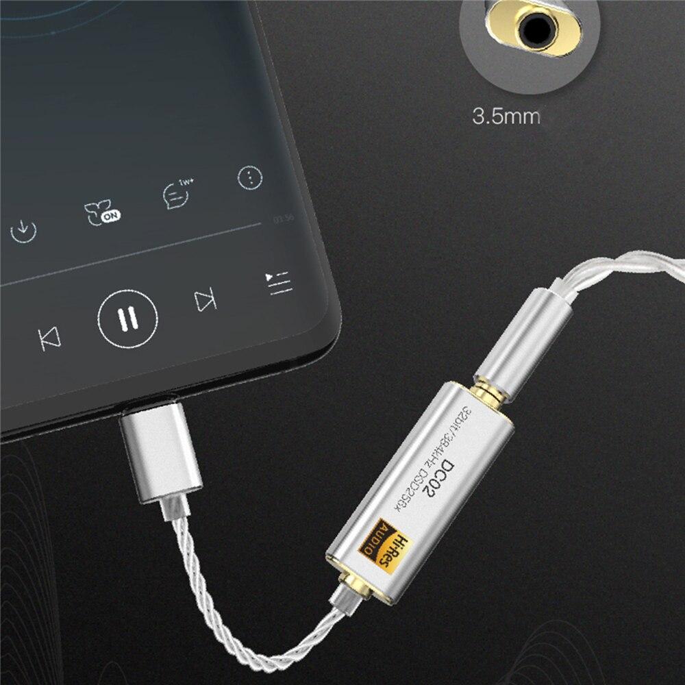 Image 5 - Портативный усилитель для наушников DC01 DC02, адаптер для iBasso DC01 DC02 USB DAC для смартфонов Android, ПК, планшетовАксессуары для наушников    АлиЭкспресс
