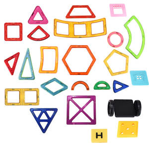 Building-Blocks-Accessories Magnet Developmental-Toys Constructor-Toys Educational Children