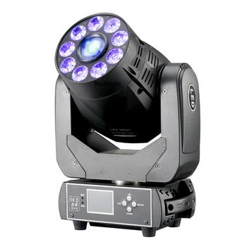 4 sztuk 9x12w rgbwa uv lira led mycia dmx pr ruchoma głowica etapie światła dj-skie mycia miejscu 90 w lampa led z ruchomą głowicą ruchoma głowica światła tanie i dobre opinie DDMSNSTAR Efekt oświetlenia scenicznego Oświetlenie sceniczne DMX 200 w YDK-SW90 90-240 V Profesjonalne stage dj 6 colors + open