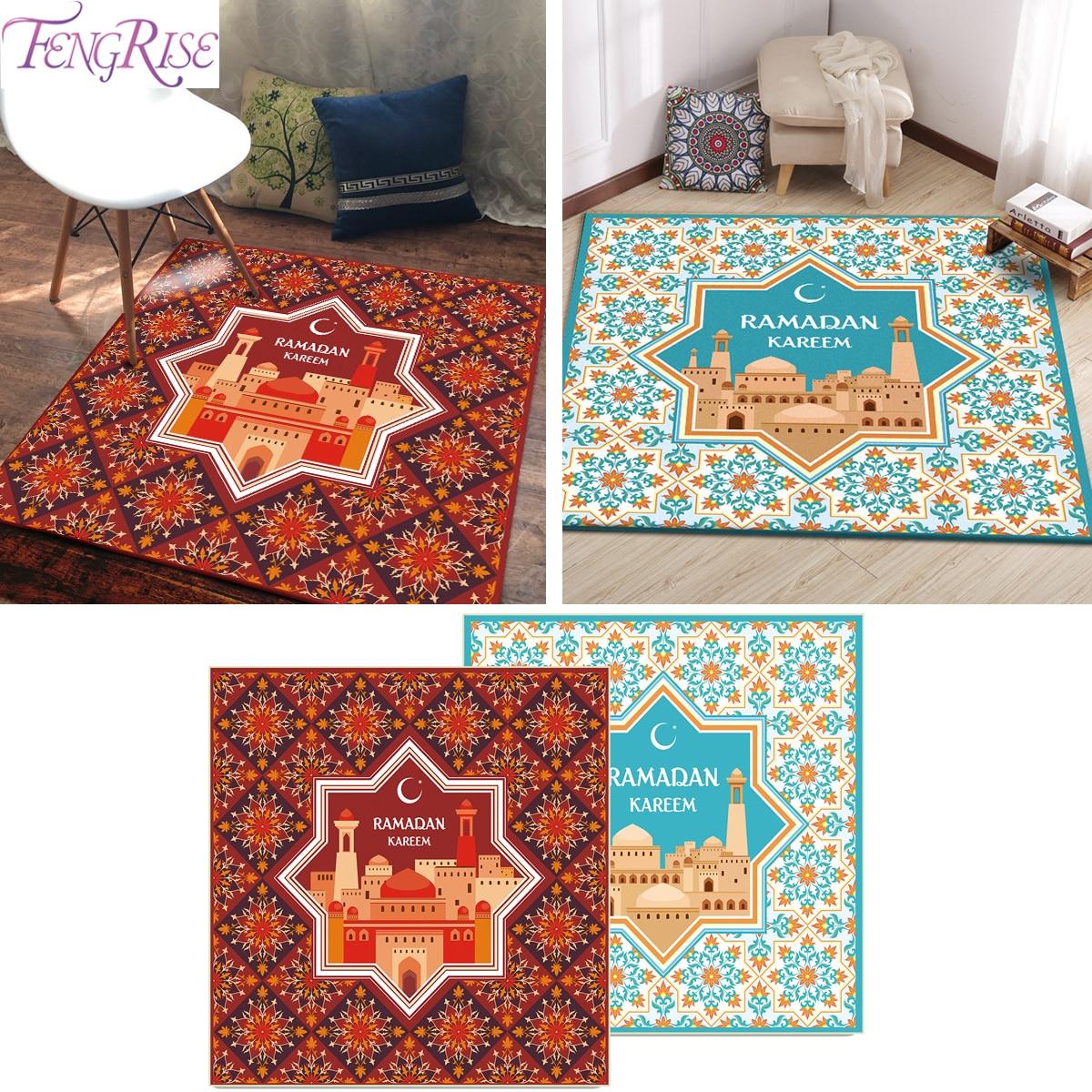 Rugs Pattern Carpets Ramadan Decoration Ramadan Kareem Islamic Muslim Ramadan Decorations For Home Aid Eid Mubarak Decor Room