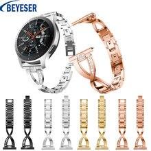 Хрустальный Браслет для samsung galaxy watch 22 мм 46 высококачественный