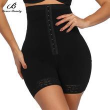 Amante da beleza de controle cintura alta calcinha emagrecimento cueca barriga recuperação compressão pós parto cinto mais tamanho bunda levantador