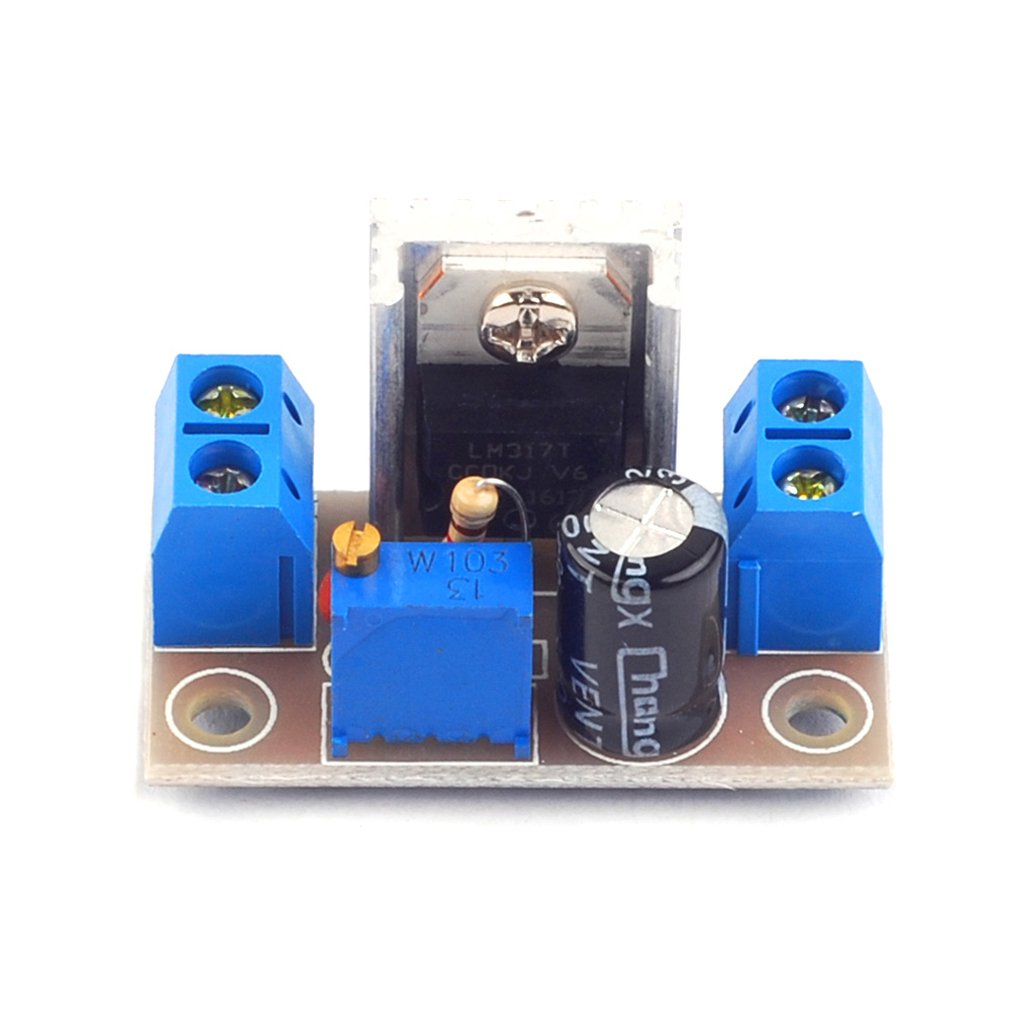 Lm317 Dc-Dc Power Converter Buck Board Buck Module Ultra Small Mini Buck Module Dc-Dc Power Converter