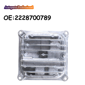 NEW CAR 2228700789 A2228700789 HEADLIGHT LED BALLAST VOLTAGE CONVERTER FOR MERCEDES BENZ W205 W212 W222 E S CLASS