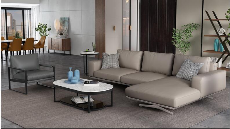 Boreal Европа Современная мраморная Настольная Ваза чайный стол сочетает в себе сокращенную эллиптическую двухслойную Настольная Ваза чайный стол гостиная в помещении