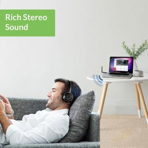 Image 2 - Avantree DG60 Long Range Bluetooth 5.0 USB Audio Adapter for PC Laptop M ac PS 4, Superior Sound Wireless Audio Dongle