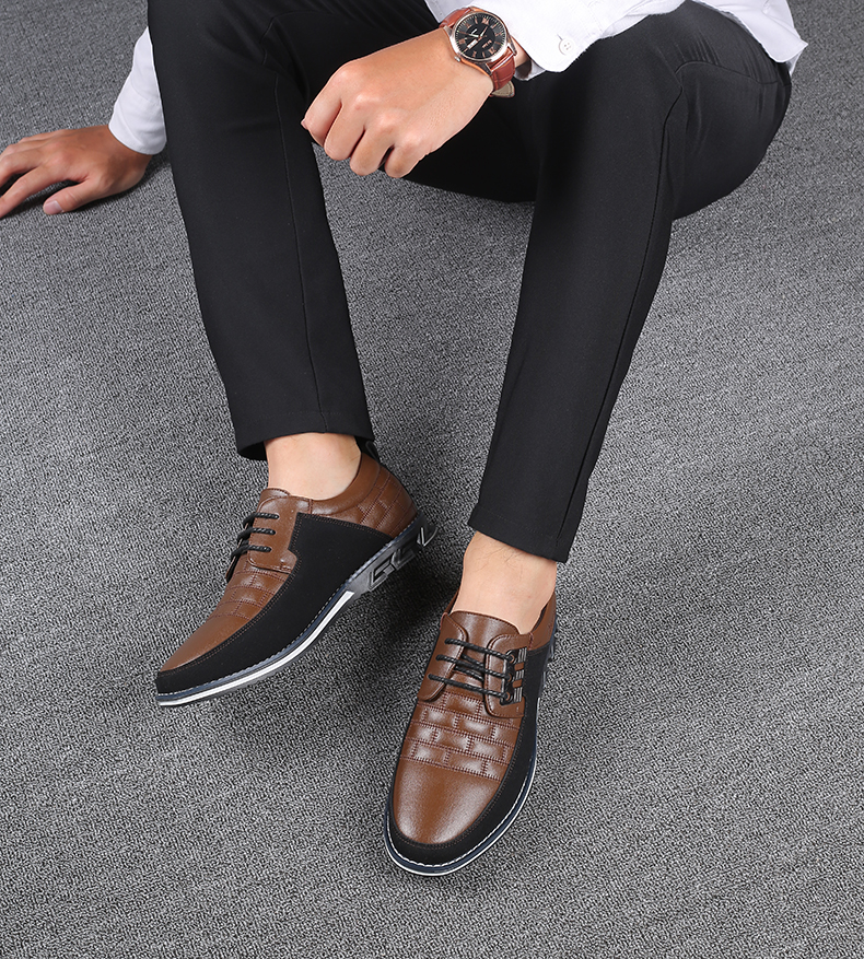 H2d91b4163b404928a10fdef9252a5db5k Design New Genuine Leather Loafers Men Moccasin Fashion Sneakers Flat Causal Men Shoes Adult Male Footwear Boat Shoes