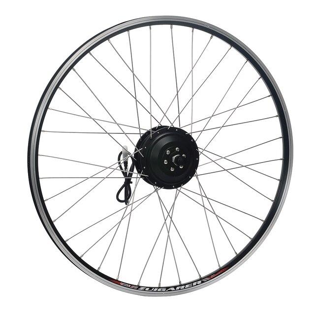YOSE POWER Electric Bike Rear Hub Motor Wheel 28 36V 350W Cassette Brushless Ebike Conversion Kit kit bicicleta electrica