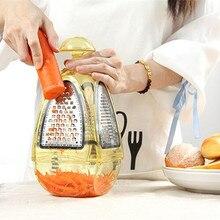 1 шт. терки измельчители и овощерезки морковь ленты крупнозернистые инструменты устройство фруктовый резак плоский кухонный Овощной картофель тонкой