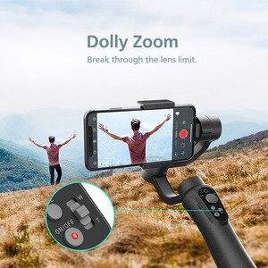 Image 3 - Zhiyun cinepeer C11 ジンバル 3 軸スマートフォン携帯ハンドヘルドスタビライザーiphone/サムスン/xiaomi vlog/移動プロアクションカメラ