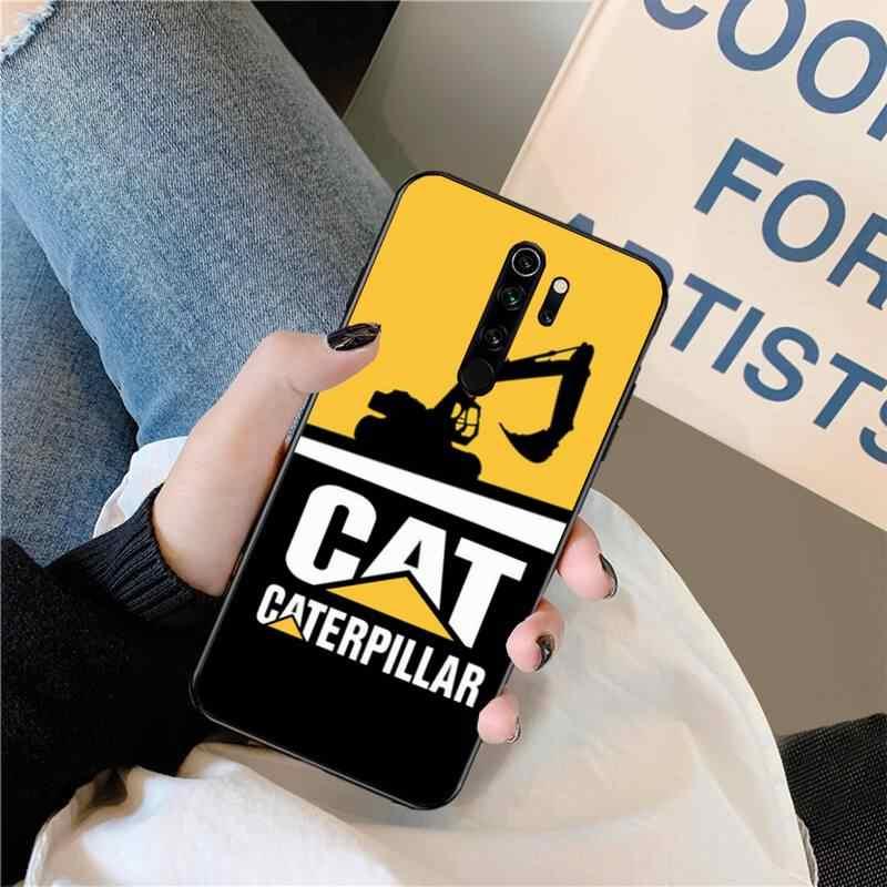 PENGHUWAN Caterpillar DIY lüks telefon kılıfı Redmi için not 8 8A 7 6 6A 5 5A 4 4X 4A git Pro artı başbakan