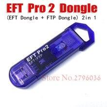 2020 オリジナル EFT プロ 2 ドングル (EFT ドングル + FTP ドングル 2 1 で) EFT ドングル + FTP 無制限のダウンロード